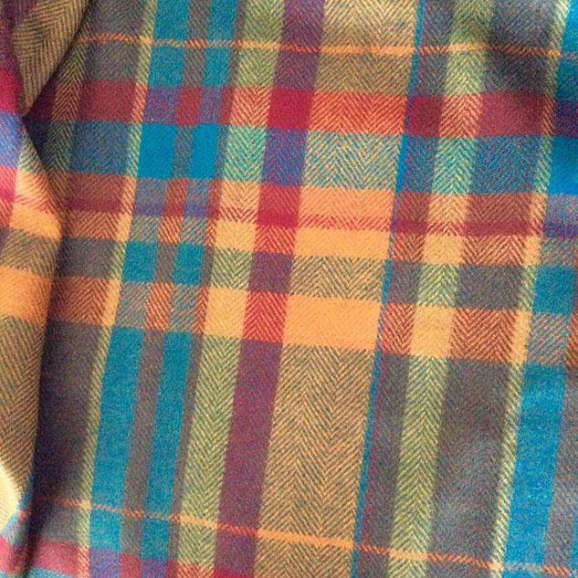 tissu en matière naturelle, tissu laine