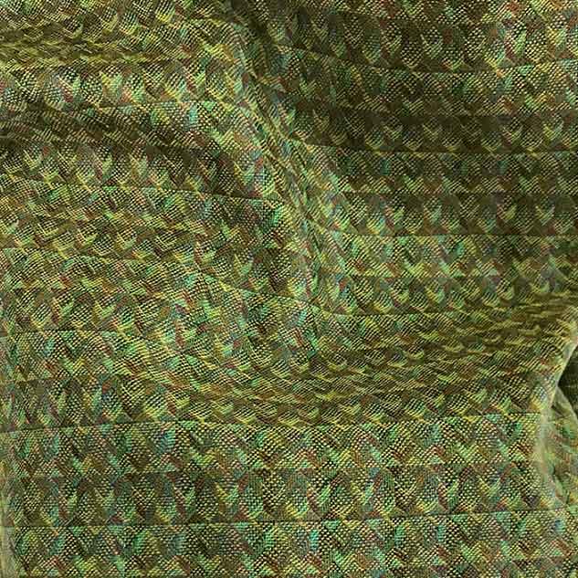 Tissu laine tissu wax turquoise
