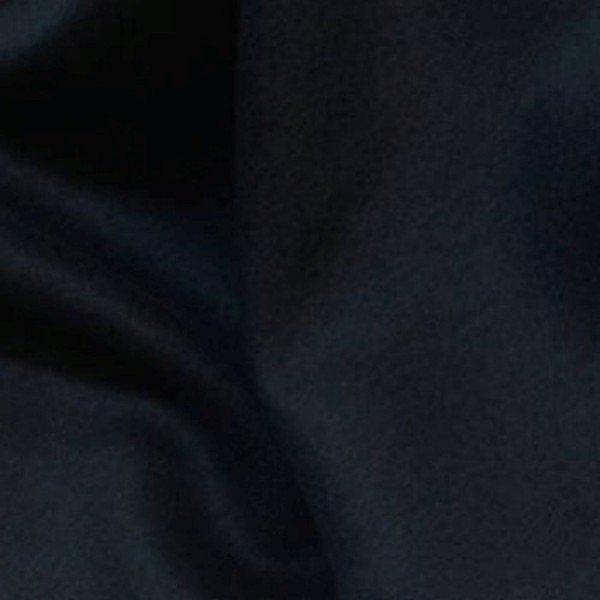 rideau en drap de laine tissu au metre marine