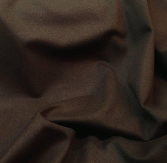 Drap de laine marron