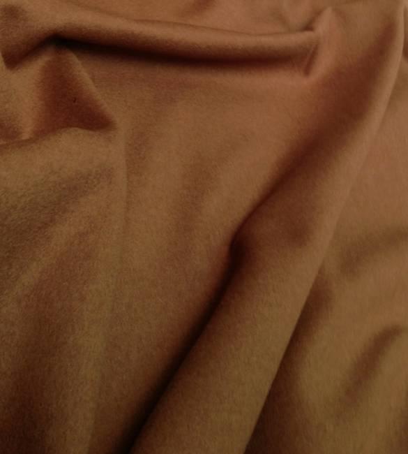 Poncho cachemire à poils couchés tissu au metre
