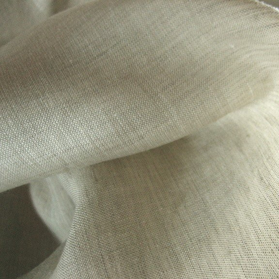 apercu du tissu lin masque