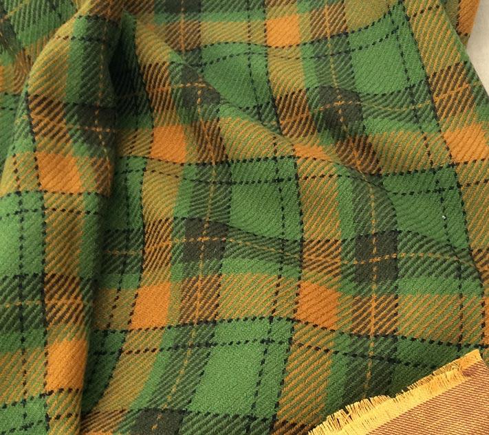 Tissu shetland écossais