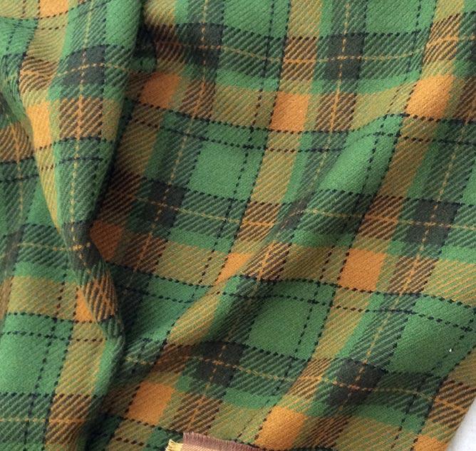 Tissu shetland pour veste
