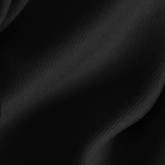 Tissu noir en laine