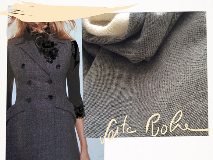 Idée couture veste robe
