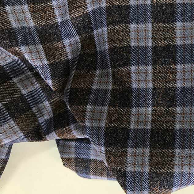 tissu au metre motif ecossais