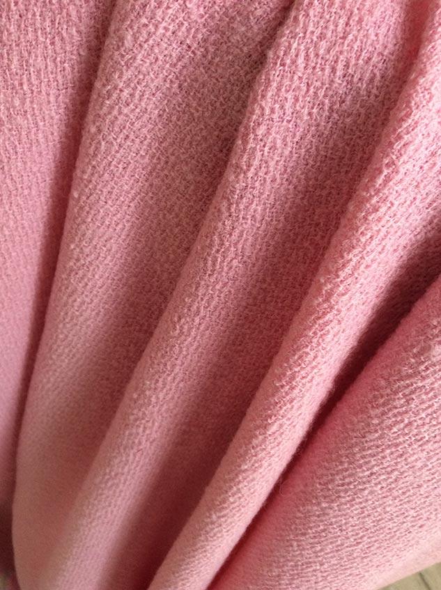 tissu bouclette pour rideaux