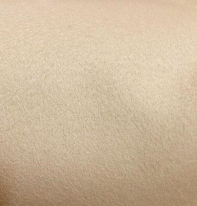 Tissu cachemire beige nude