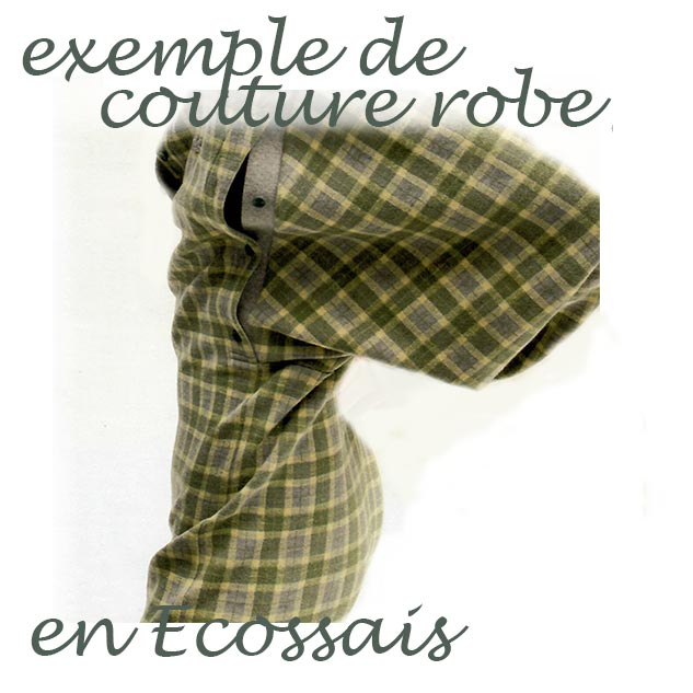 couture robe exemple