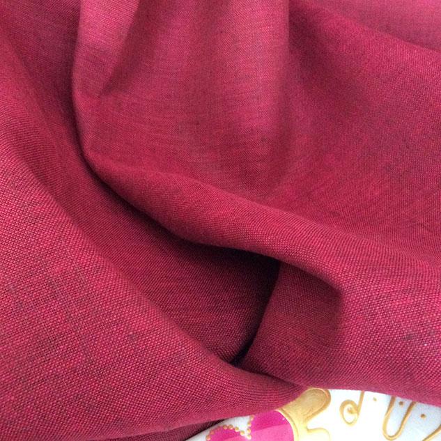 tissu rose fuchsia