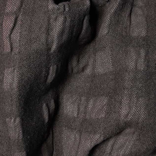 tissu chocolat marron cardailhac