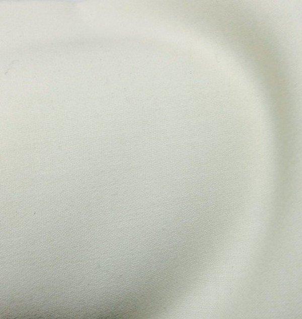 Tissu crêpe de laine écru, tailleurs, vestes