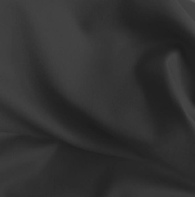 Tissu flanelle tissu noir