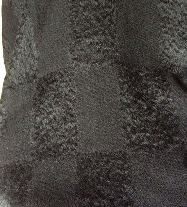 mohair tissu à poils