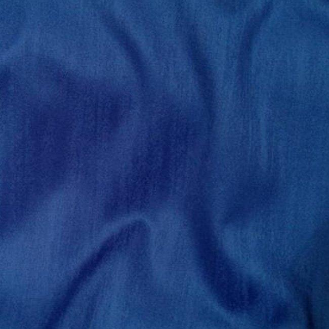 Tissu laine double bleu