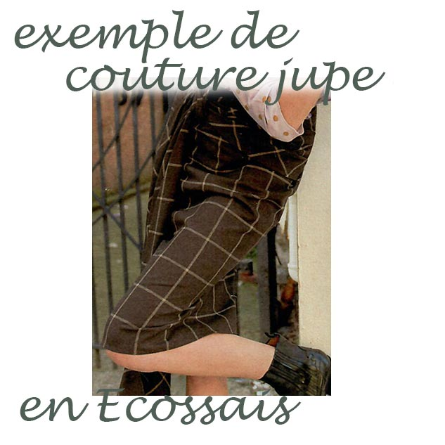 couture jupe exemple