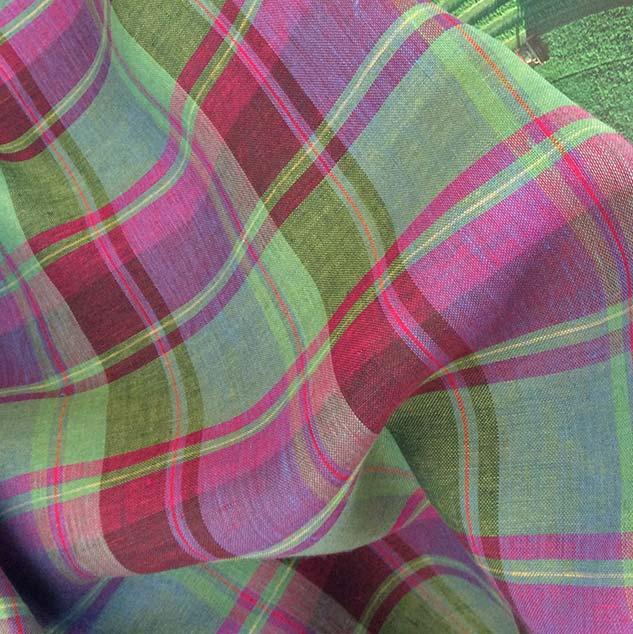 tissu ecossais ameublement