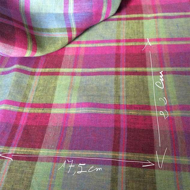 tissu ecossais tissu ameublement
