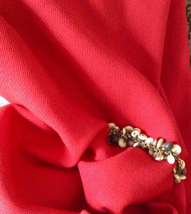tissu tweed été au mètre