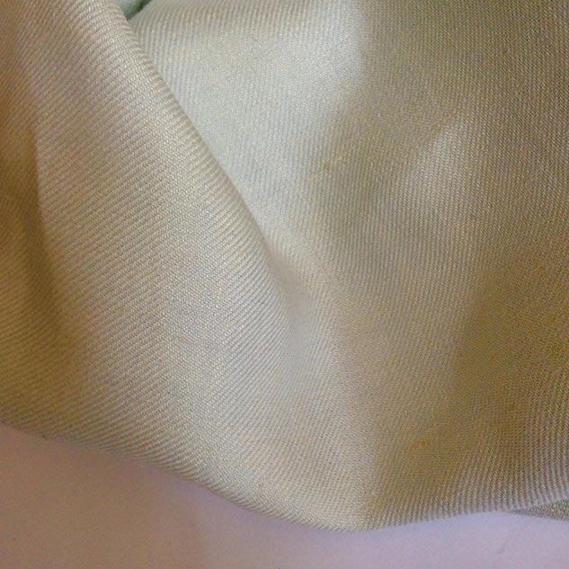 tissu vert céladon