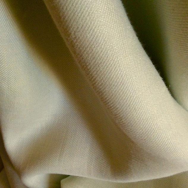 tissu lin gabardine diagonale