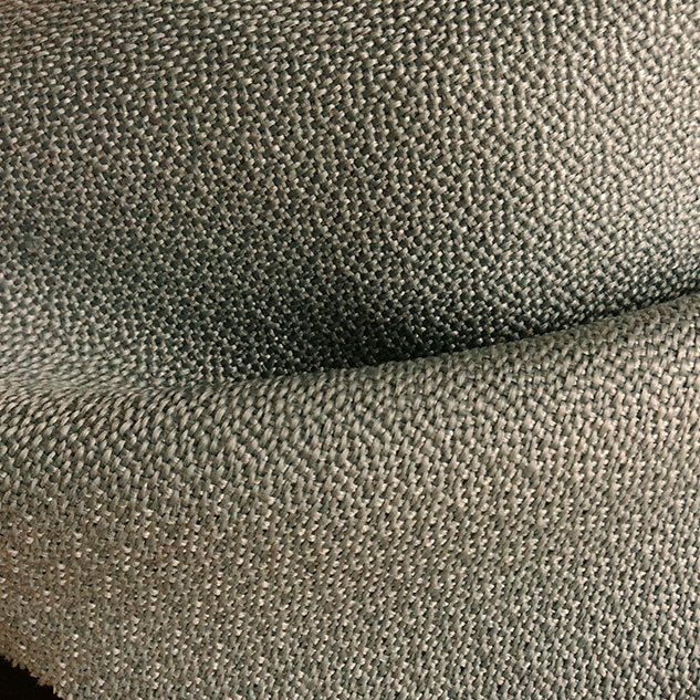 Tissu polypropylène gris acier