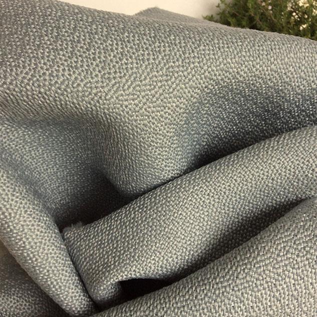 Tissu polypropylène cannage gris