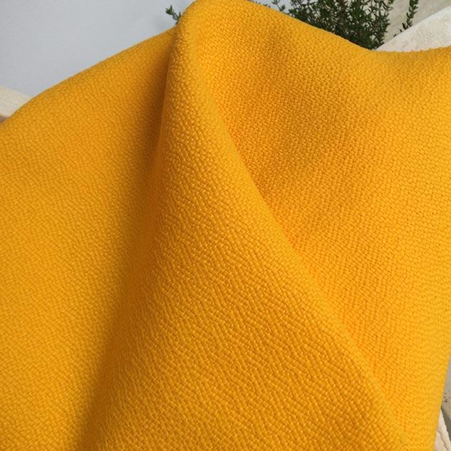 Tissu polypropylène cannage jaune