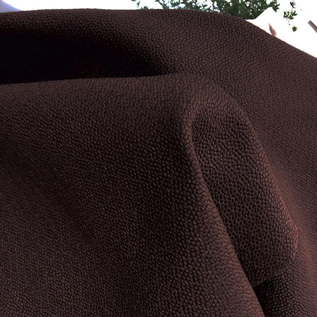 Tissu polypropylène cannage marron