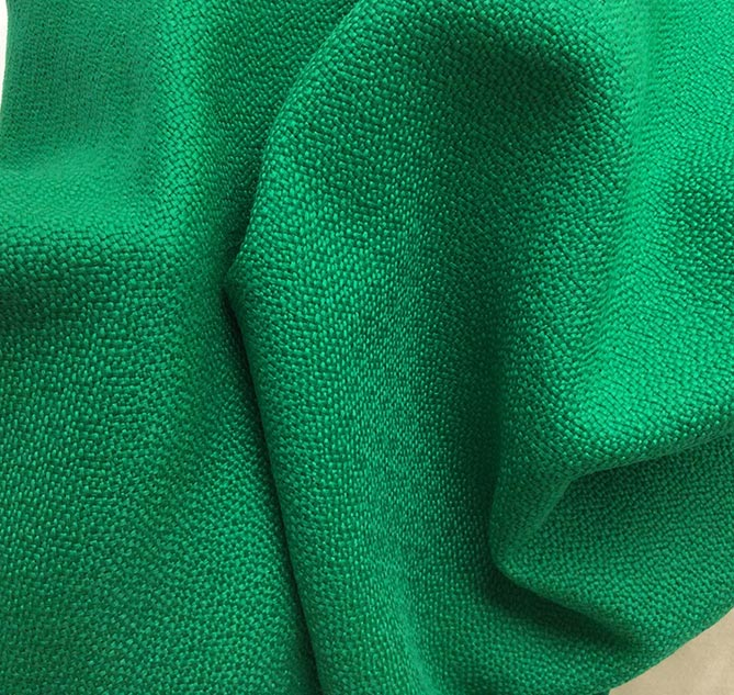 Tissu polypropylène vert menthe cardailhac