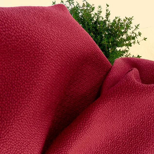 Tissu polypropylène rose pivoine
