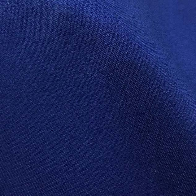 Flanelle bleu pour couture tissu au metre