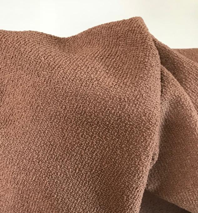 Tissu laine camel