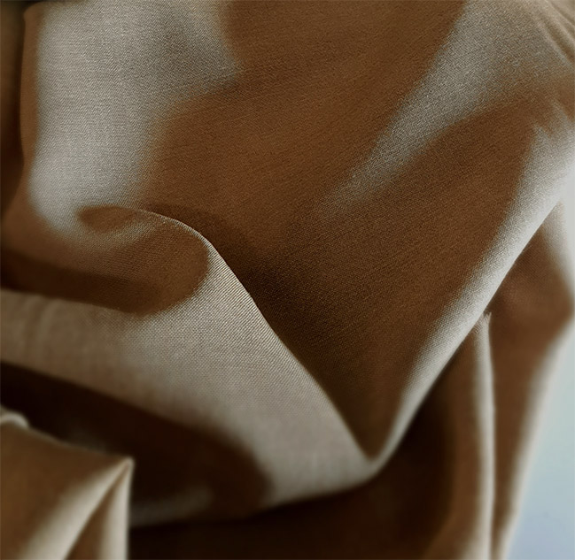 tissu beige camel
