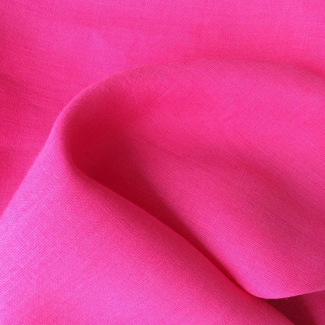 Tissu batiste tissu rose Cardailhac