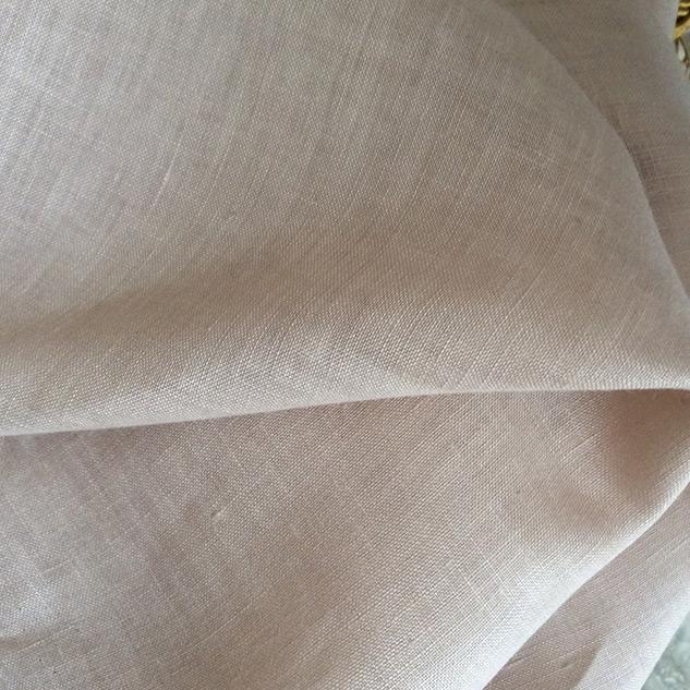 tissu pour voilage beige