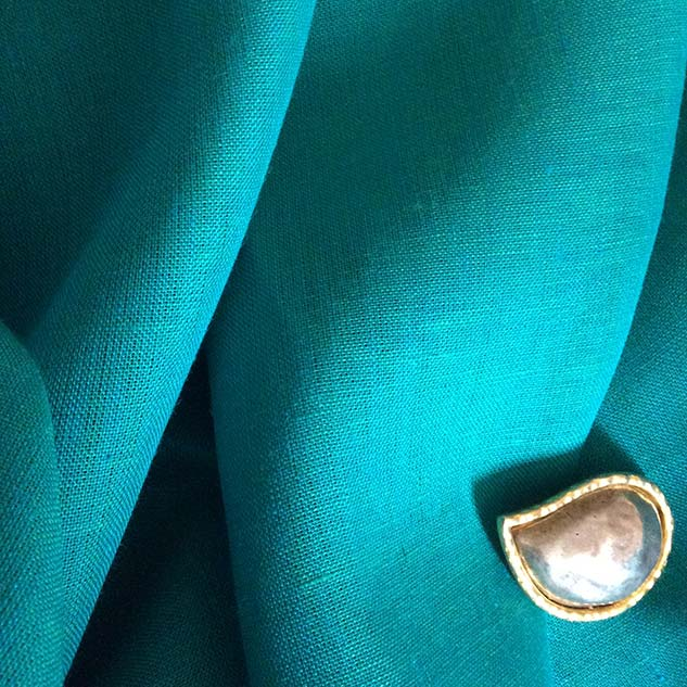 Tissu couture lin cardailhac
