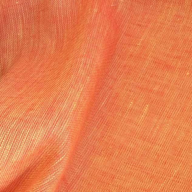 tissu changeant orange cardailhac