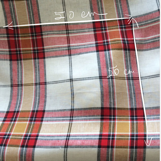 rapport tissu ecossais