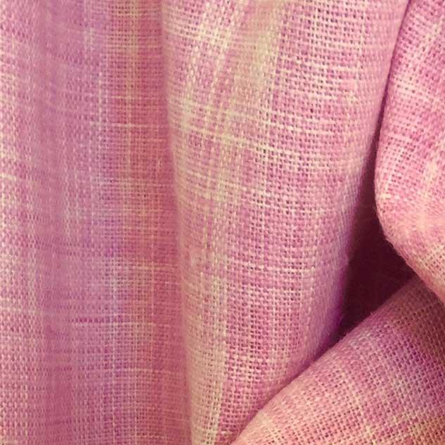 tissu rose pour tailleur