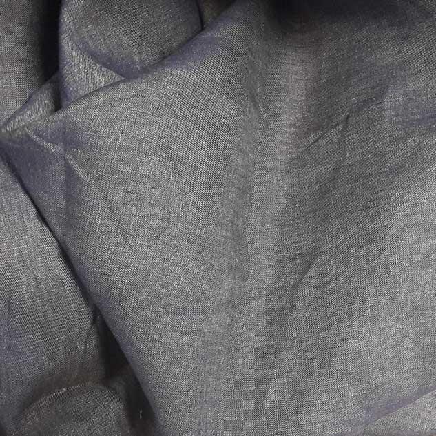 Tissu en toile de lin