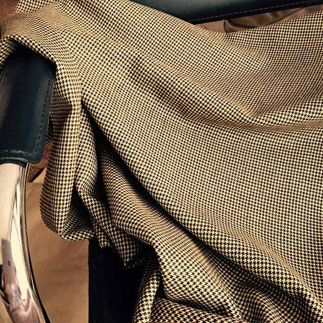 tissu pied de poule cardailhac