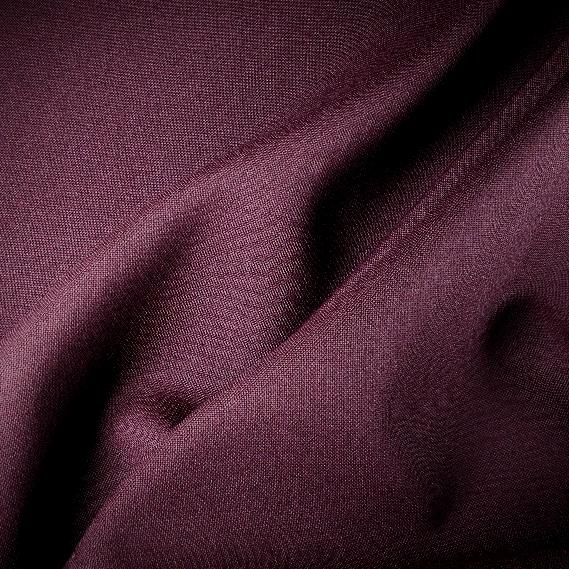 Tissu polyester laine