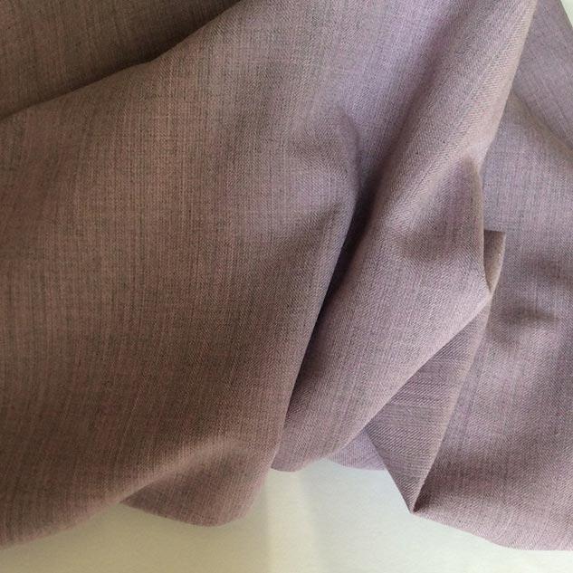 Tissu polyester chevron violet