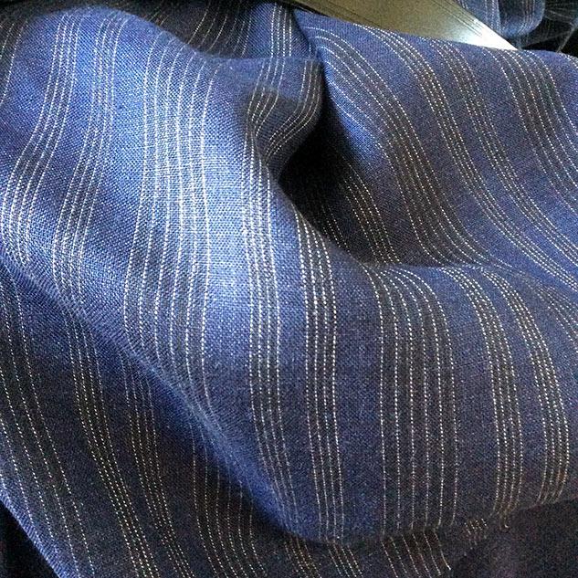 tissu jean au mètre pour chemisier
