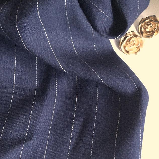 tissu sportswear rayure