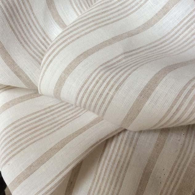 tissu rayures tissu rayé
