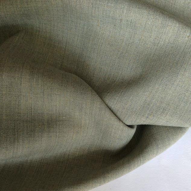 Tissu polyester gris pour rideau