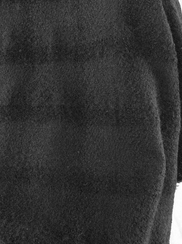 Tissu noir ameublement au metre